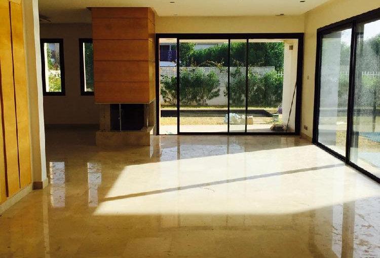 BOUSKOURA Casa Greentown luxury villa
