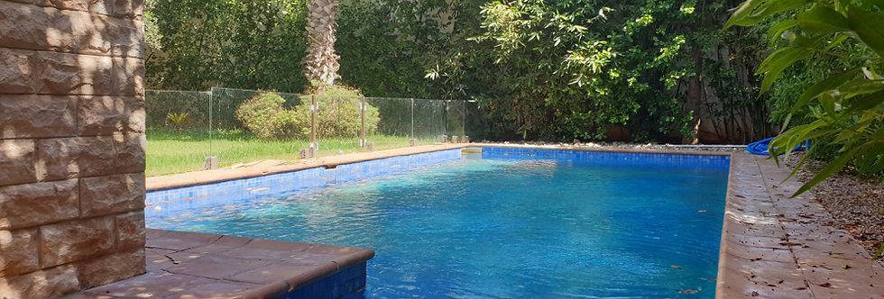 Villa 5 chambres au Jardin de l'Océan, orientation plein sud