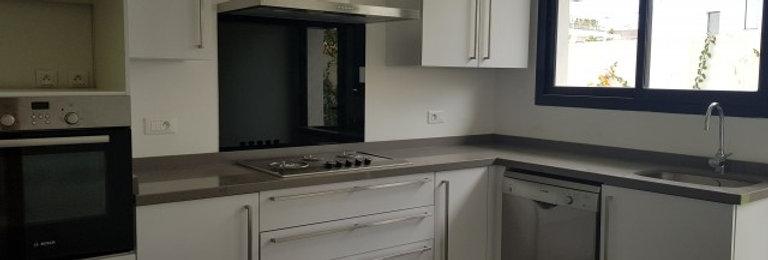 Dar Bouazza villa rent modern kitchen