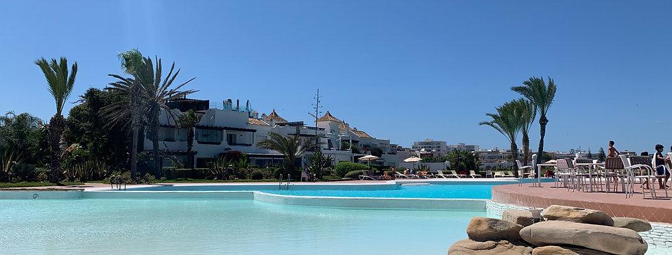 DAR BOUAZZA - Villa de luxe meublée 3 chambres