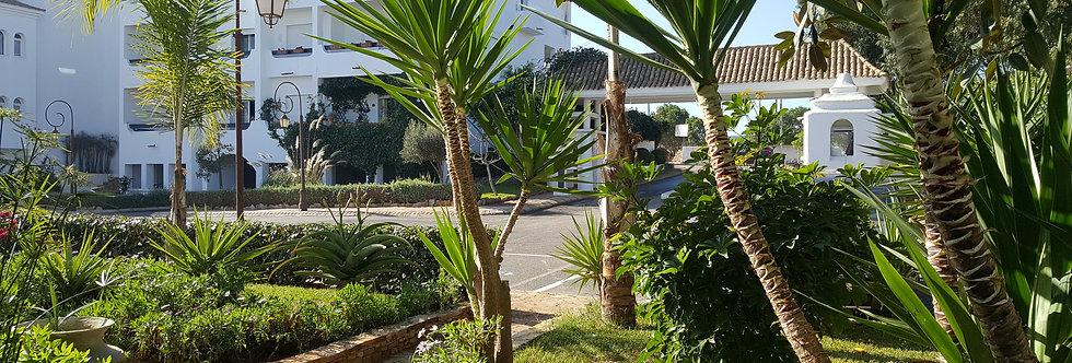 DAR BOUAZZA Superbe villa vue sur mer dans résidence Marina Blanca