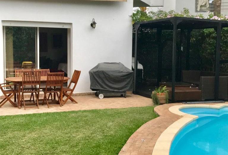 AIN DIAB - Location Villa 600 m2