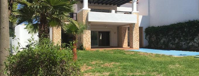 DAR BOUAZZA Villa dans la résidence Jardin de l'Océan à vendre