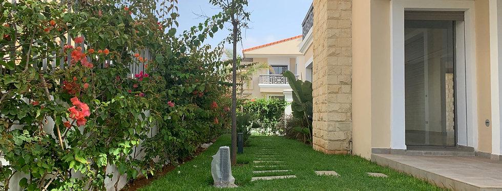 DAR BOUAZZA - Villa avec jardin et piscine