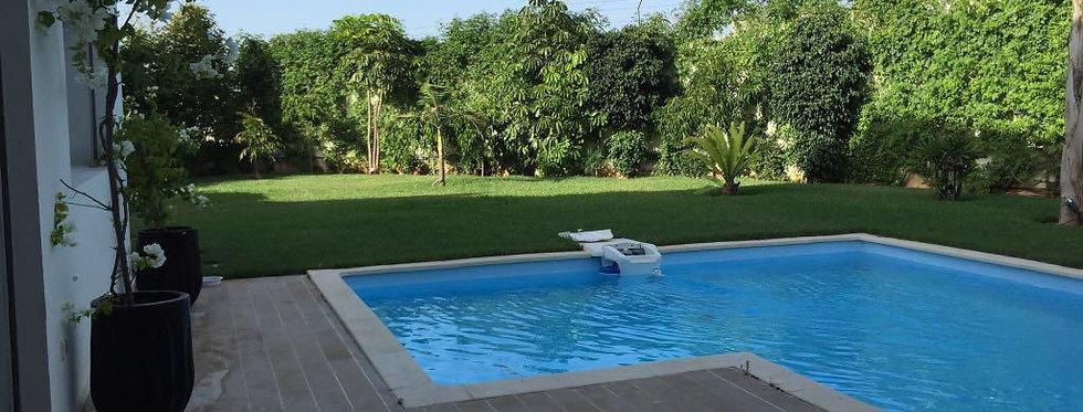 DAR BOUAZZA - Villa Moderne avec piscine