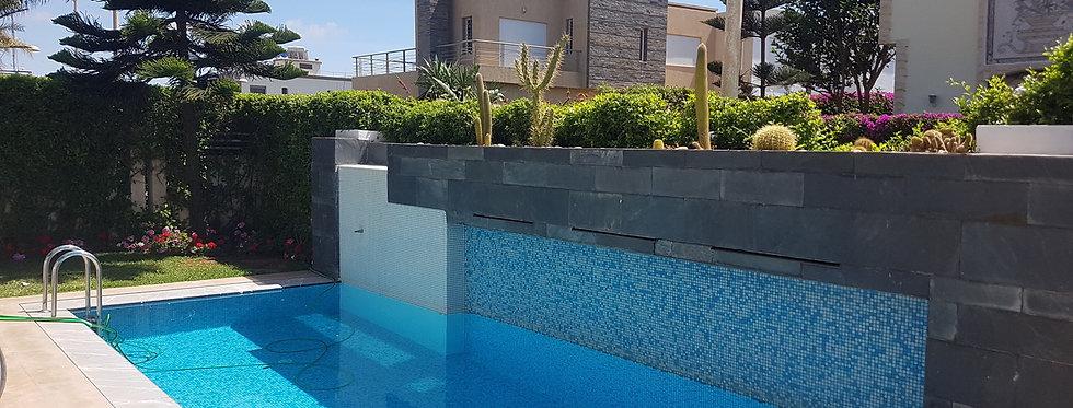 DAR BOUAZZA Somptueuse villa avec piscine