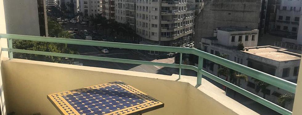 CASABLANCA - 2 chambres meublé sur Al Massira