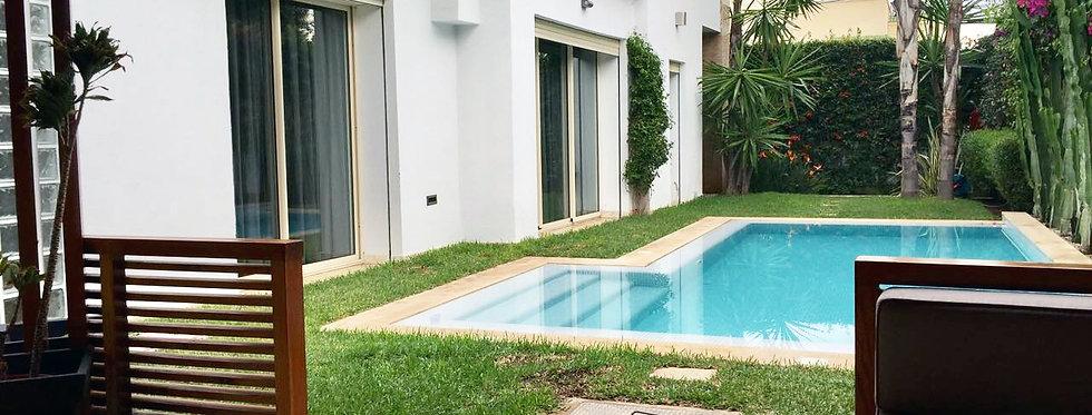 OASIS - Villa très charmante, indépendante sans vis a vis