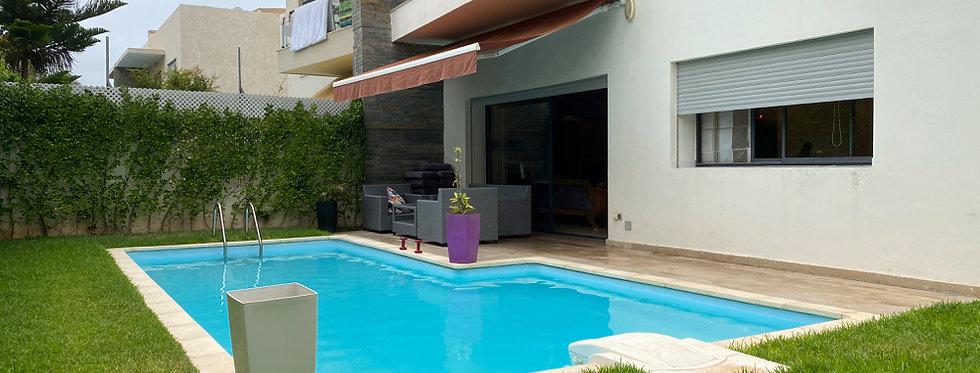 DAR BOUAZZA - Luxueuse villa avec piscine