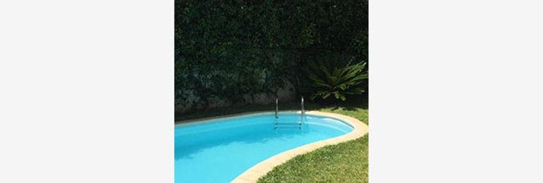 DAR BOUAZZA - Villa de 250m2 avec piscine