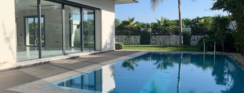 DAR BOUAZZA - Villa neuve aux finitions haut de gamme proche de l'océan