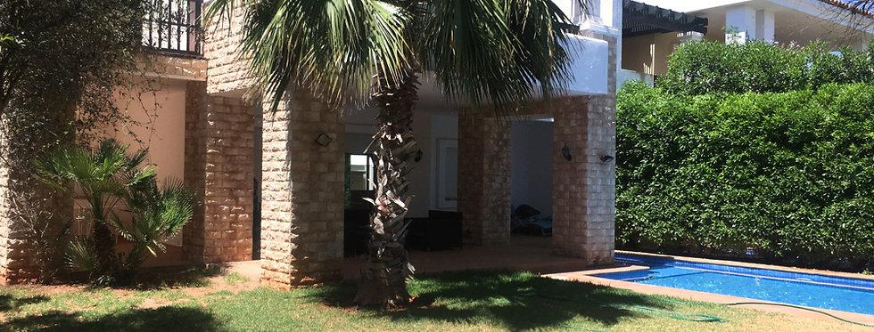 DAR BOUAZZA - Villa 4 chambres aux Jardins de l'Océan