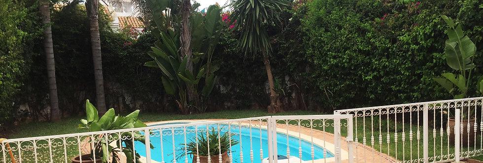 AIN DIAB Occasion rare d'une grande villa de 4 chambres