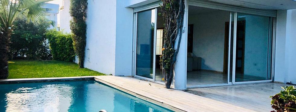 DAR BOUAZZA - Magnifique Villa spacieuse avec piscine