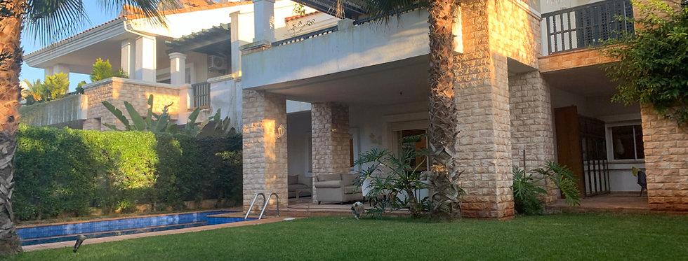 DAR BOUAZZA - Splendide villa dans une résidence de luxe