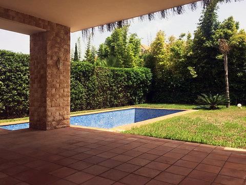 Dar Bouazza 5 Bedroom Villa In Jardins De L Ocean With Sunny Garden