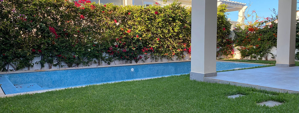DAR BOUAZZA - Splendide Villa haut standing vide - Ref 2171
