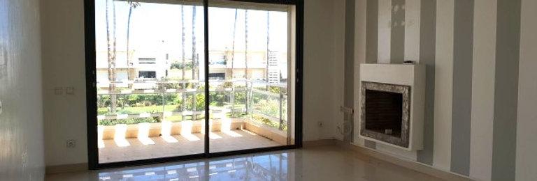 DAR BOUAZZA - Appartement 3 chambres dans résidence sécurisée