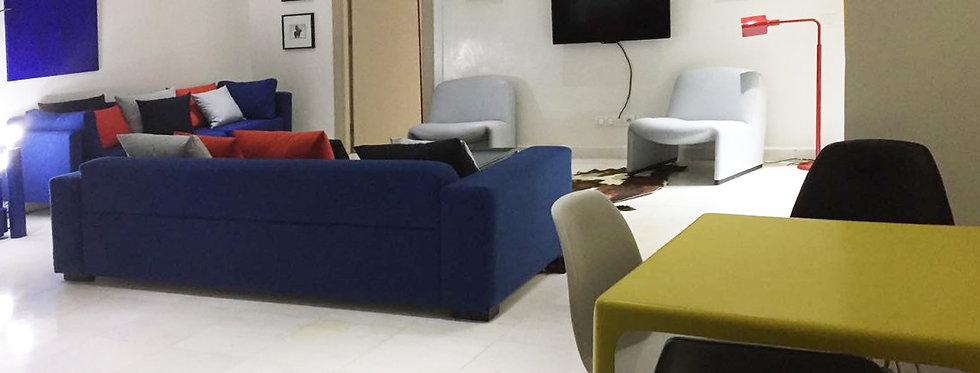 RACINE Appartement meublé de 1 chambre dans immeuble moderne