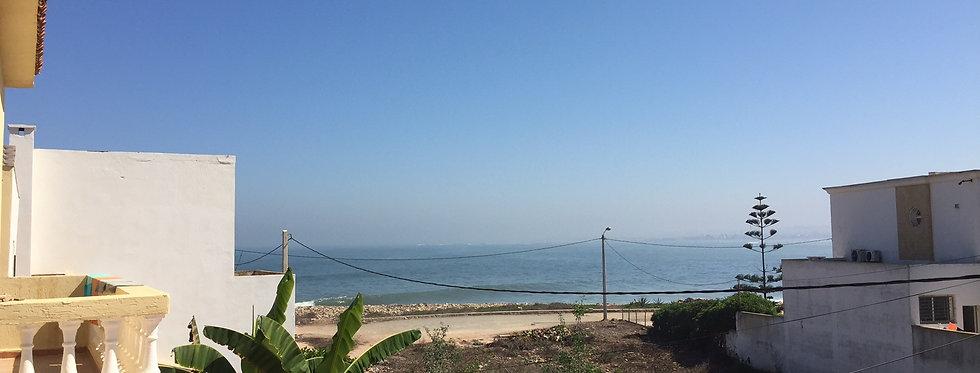 DAR BOUAZZA Villa 3 chambres vue sur mer