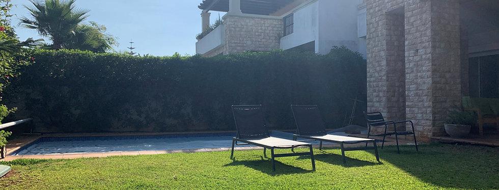 Dar Bouazza - Magnifique villa dans résidence de luxe