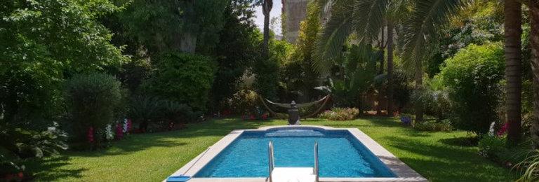 CIL Villa moderne centre CIL avec piscine à louer