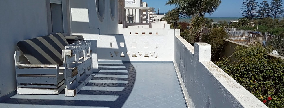 DAR BOUAZZA - Jolie villa dans résidence entièrement rénovée