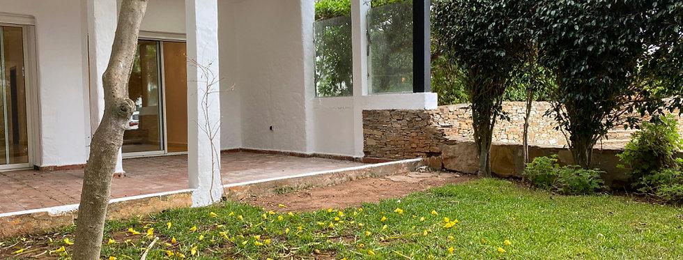 DAR BOUAZZA - Villa ensoleillée avec jardin clôturé de plantes