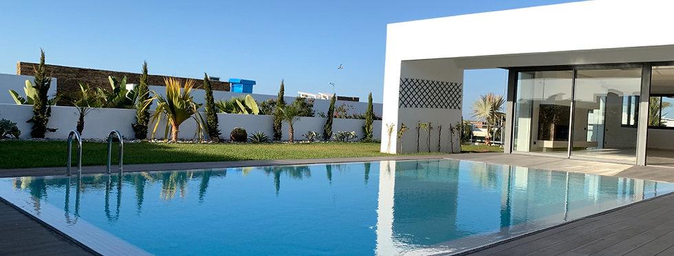 AIN DIAB - Superbe villa de plein pied