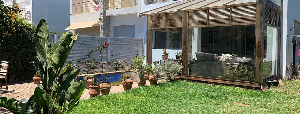 DAR BOUAZZA - Charmante villa 3 chambre dans une résidence sécurisée