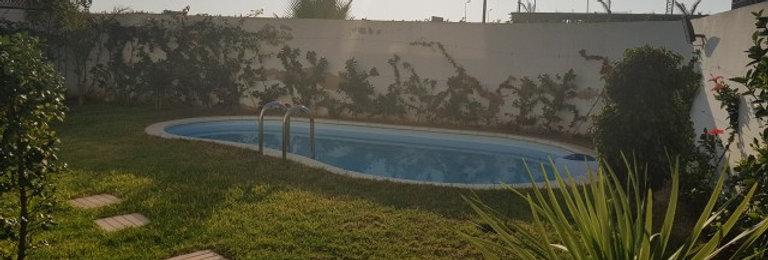 Dar Bouazza - Villa de charme avec piscine