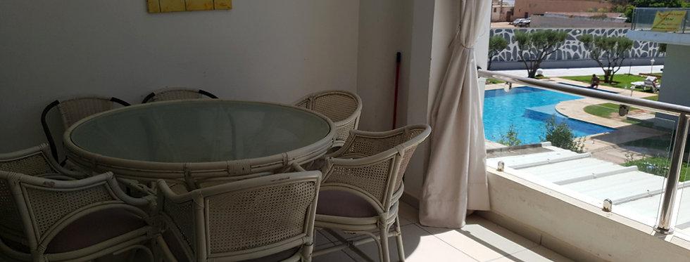 DAR BOUAZZA - Très joli appartement 2 chambres dans la résidence