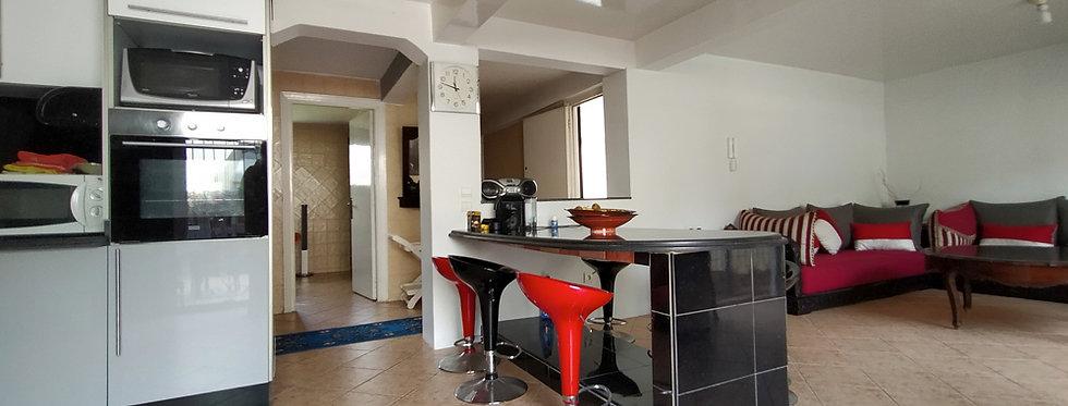 AIN DIAB - Jolie villa moderne située dans un quartier calme et sécurisé