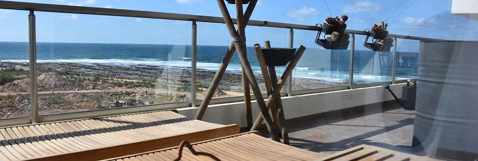 DAR BOUAZZA - Appartement haut standing meublé avec vue mer