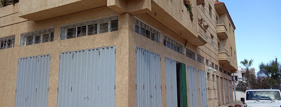 DAR BOUAZZA - Local commercial entre Littoral et Ansari