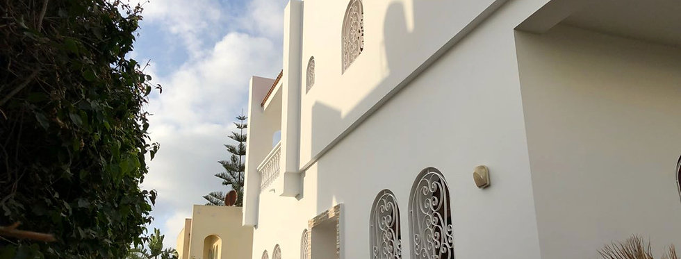 AIN DIAB - Grande villa 4 chambres située proche de la mer