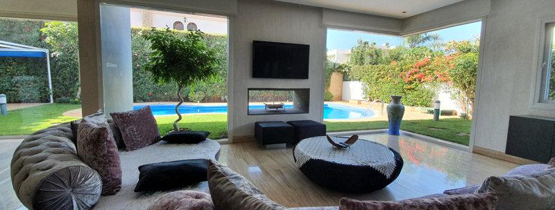 DAR BOUAZZA - Superbe villa 5 chambres