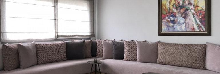 DAR BOUAZZA Villa 3 chambres meublée