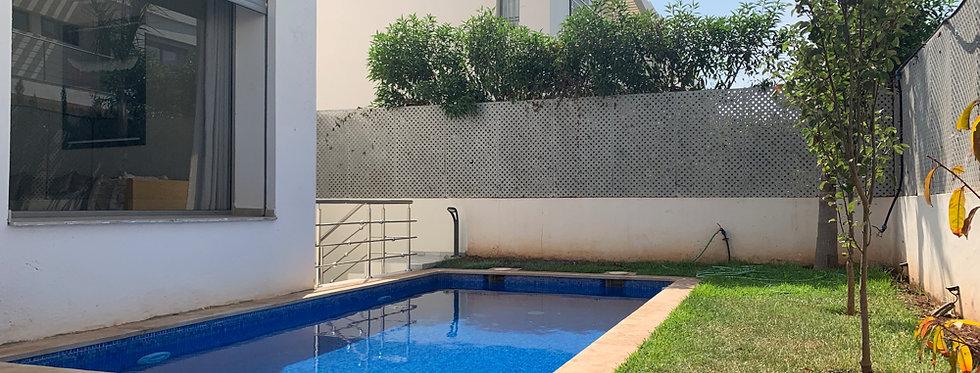 DAR BOUAZZA - Villa 4 chambres avec piscine