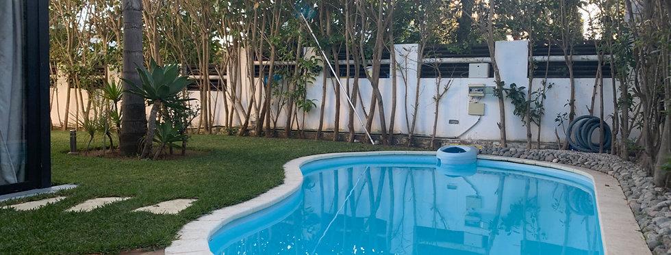 DAR BOUAZZA - Villa meublée avec piscine et jardin