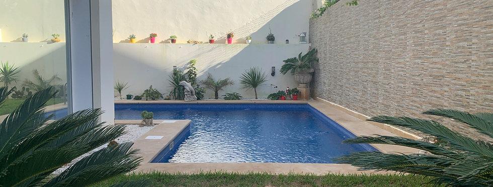 DAR BOUAZZA - Jolie villa meublée avec une touche marocaine traditionnelle