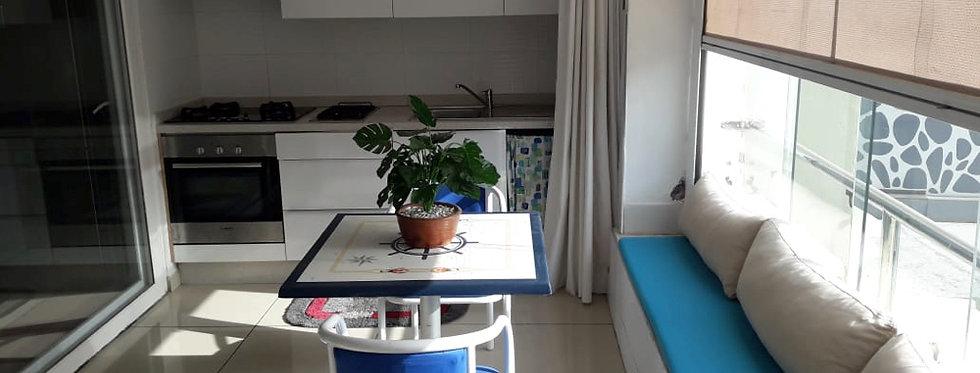 DAR BOUAZZA - Joli appartement 2 chambres dans une résidence sécurisée