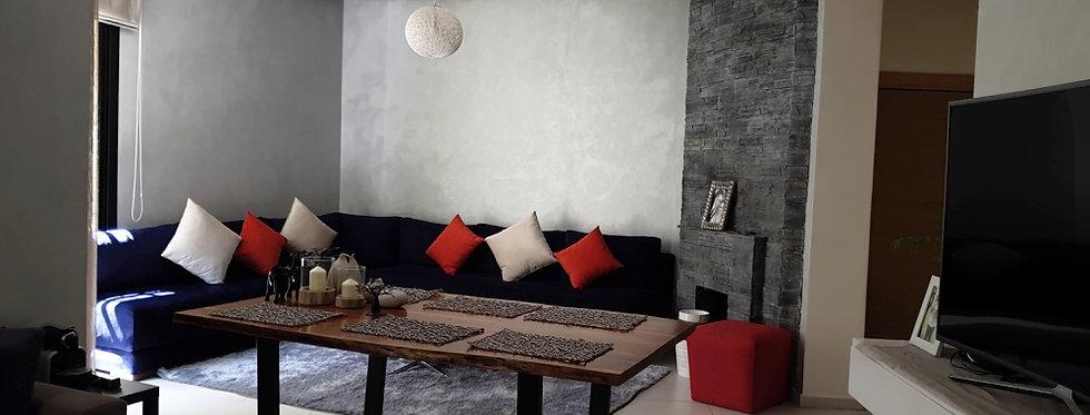 CASABLANCA - Appartement 2 chambres art déco rénové