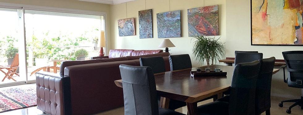 AIN DIAB - Appartement 3 chambre avec vue incroyable sur la mer