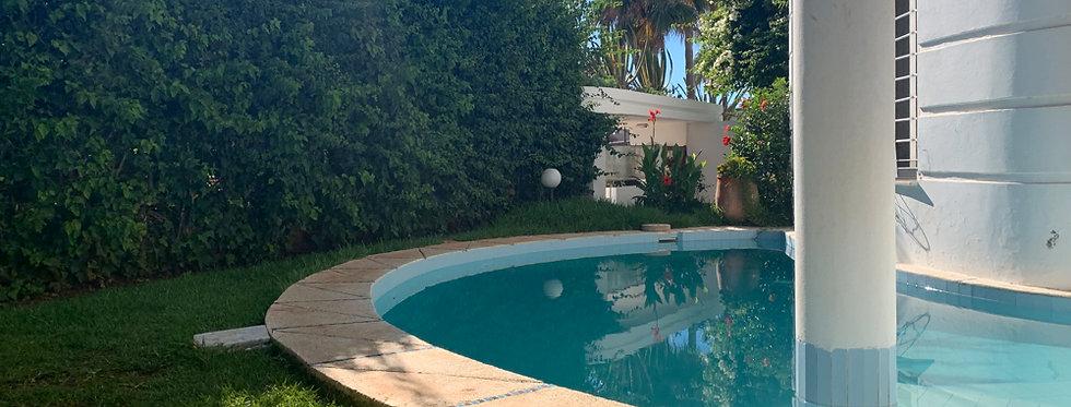DAR BOUAZZA - Grande villa moderne avec jardin et piscine