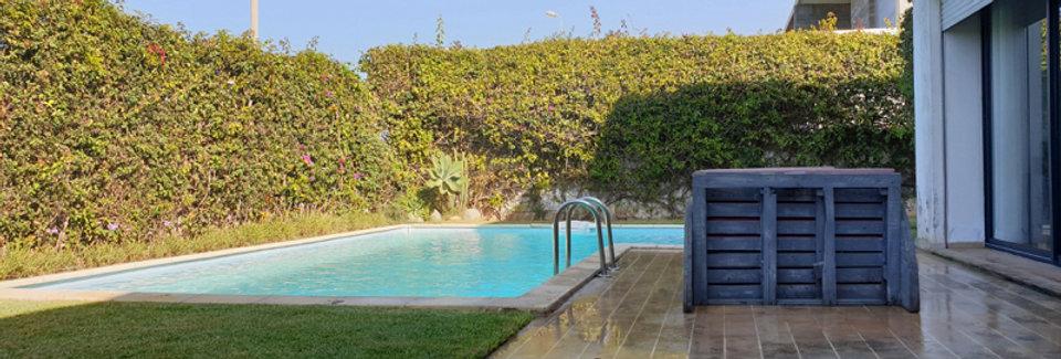 DAR BOUAZZA - Luxueuse villa meublée