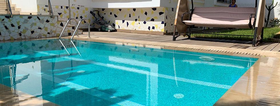 DAR BOUAZZA - Villa 3 chambres à 5 minutes de l'océan