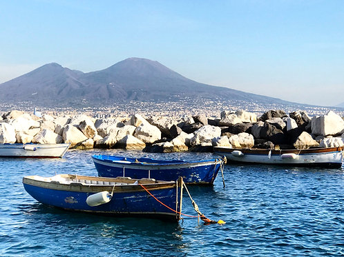 Sulla Riviera di Vesuvio