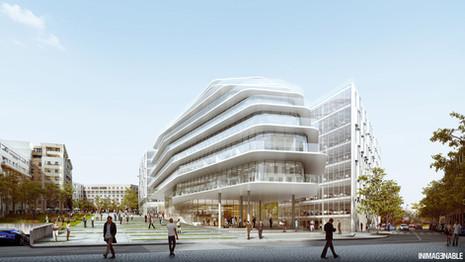 HGA - OFFICE BUILDINGS, RUEIL-MALMAISON