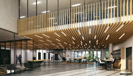 HUBERT GODET ARCH - OFFICE BUILDING, MALAKOFF
